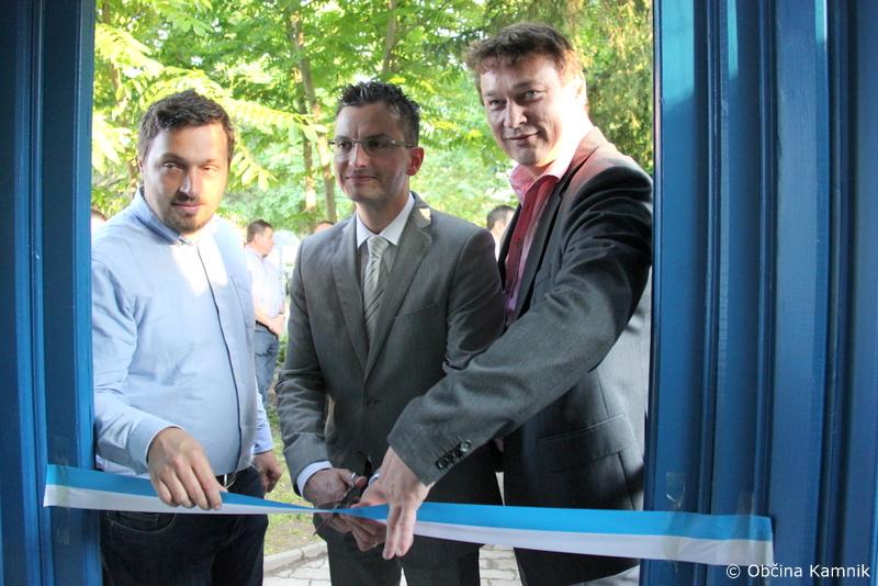 Odprtje KIK Štarter-ja in prvo srečanje Podjetniškega kluba Kamnik