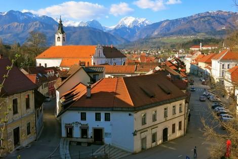Kamnik – turistična destinacija