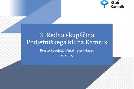 Podjetniki, člani Podjetniškega kluba Kamnik dokazujejo, so proaktivni in vračajo družbi. In to podjetno.