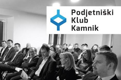 Vabilo na peto skupščino Podjetniškega kluba Kamnik in prvi občni zbor Zadruge KIKštarter center z.b.o.
