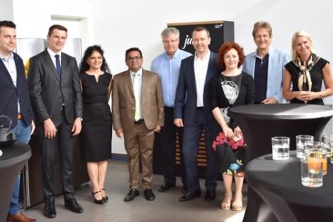 Obisk predstavnikov Indijskega veleposlaništva v občini Kamnik