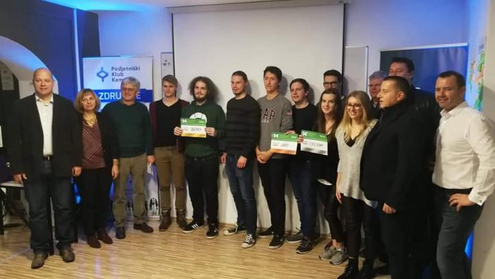 Vikend poln izzivov in inovativnih idej. Start-up izziv. KIKštarter Kamnik in Podjetniški klub Kamnik.