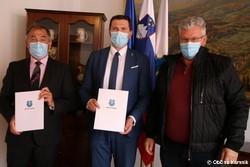 Podpis protokola o sodelovanju med Občino Kamnik in Podjetniškim klubom Kamnik