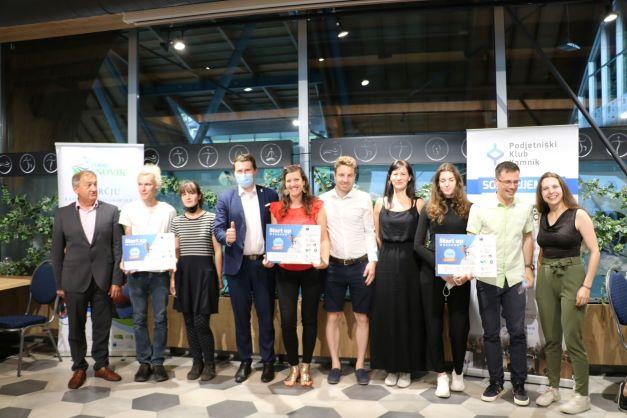 Izbrana NAJ-turistična ideja na vseslovenskem turističnem Start-up vikendu v Kamniku